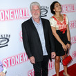Blake Perlman Celebrities Arrive at the Los Angeles Premiere of 'Stonewall'