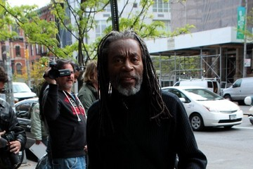 Bobby McFerrin Bobby McFerrin Arrives at His NYC Hotel