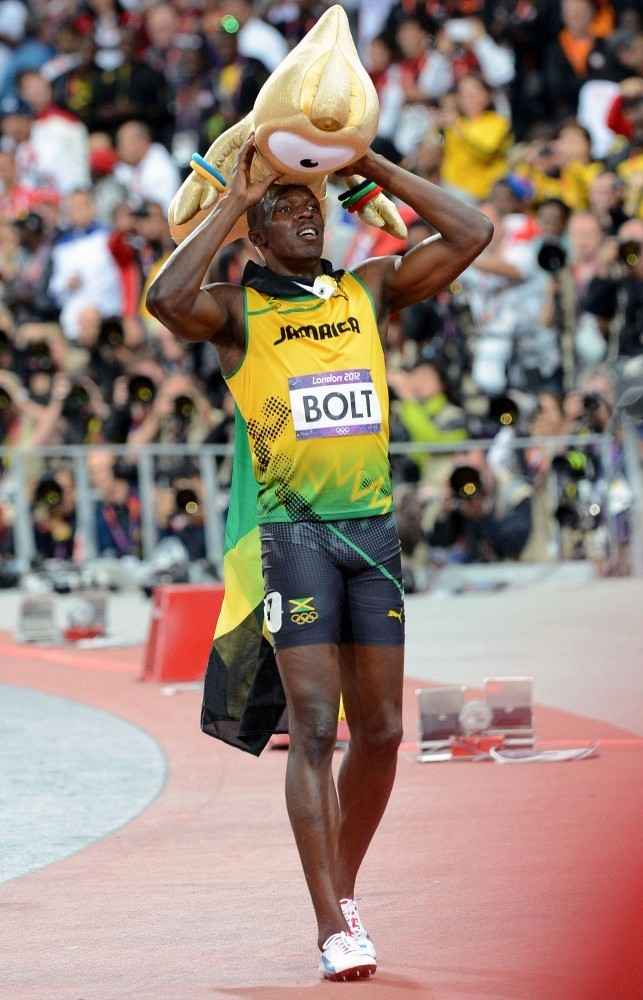 Bolt Remains The World's Fastest Man 4 of 5 - Zimbio