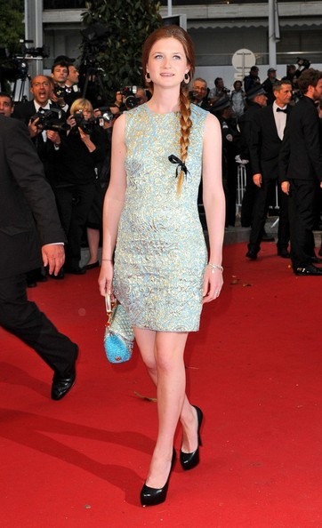 "Bonnie Wright - ""Cosmopolis"" Premiere in Cannes"