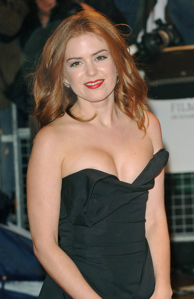 Isla Fisher Photos Pho... Tobey Maguire Hot