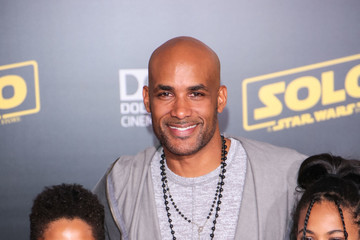 Boris Kodjoe Premiere Of Disney Pictures and Lucasfilm's 'Solo: A Star Wars Story'
