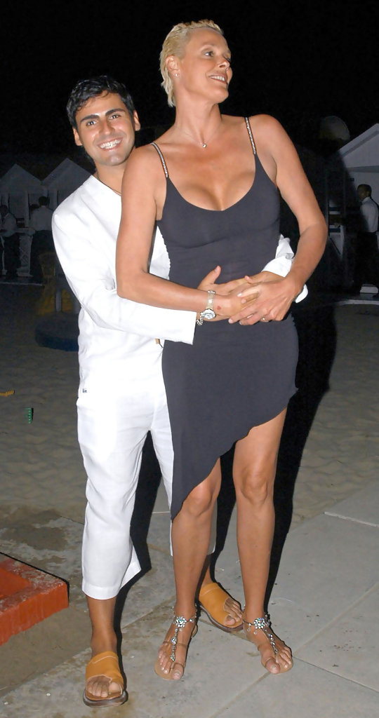 brigitte nielsen photos photos brigitte nielsen and