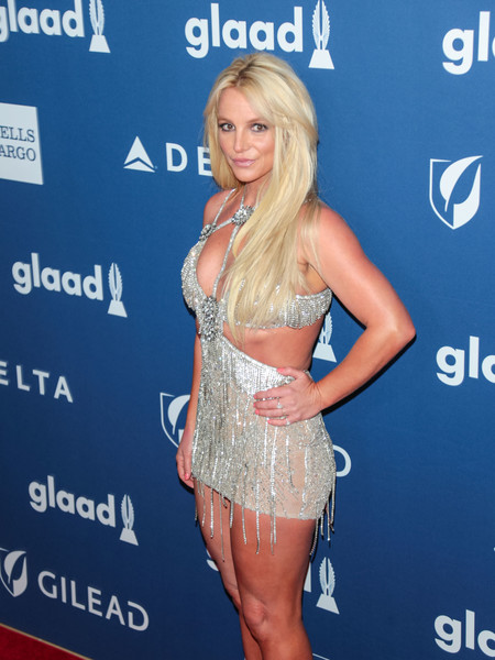 Britney+Spears+29th+Annual+GLAAD+Media+A