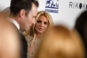 Britney Spears 2018 Hollywood Beauty Awards