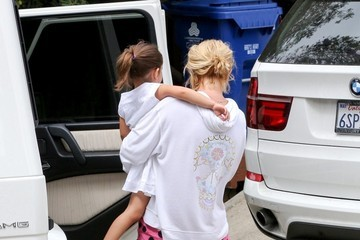 Britney Spears Britney Spears Spends Time With Her Family