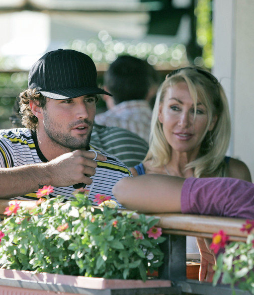 Brody Jenner Stars and Their Moms
