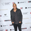 Bruce Davis Celebrities Attend the Hollywood Chamber Orchestra Debut Performance