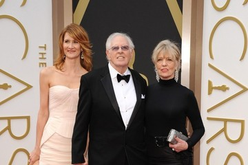 Bruce Dern Arrivals at the 86th Annual Academy Awards