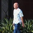 Bruce Willis Bruce Willis Takes A Walk In Los Angeles