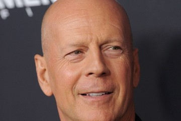 Bruce Willis 'Sin City: A Dame to Kill For' Premieres in Hollywood