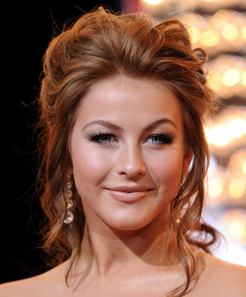 how to get julianne hough hair color