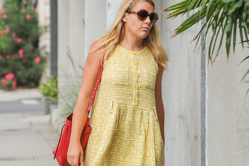 Busy Philipps Busy Philipps Has a Mellow Yellow Day