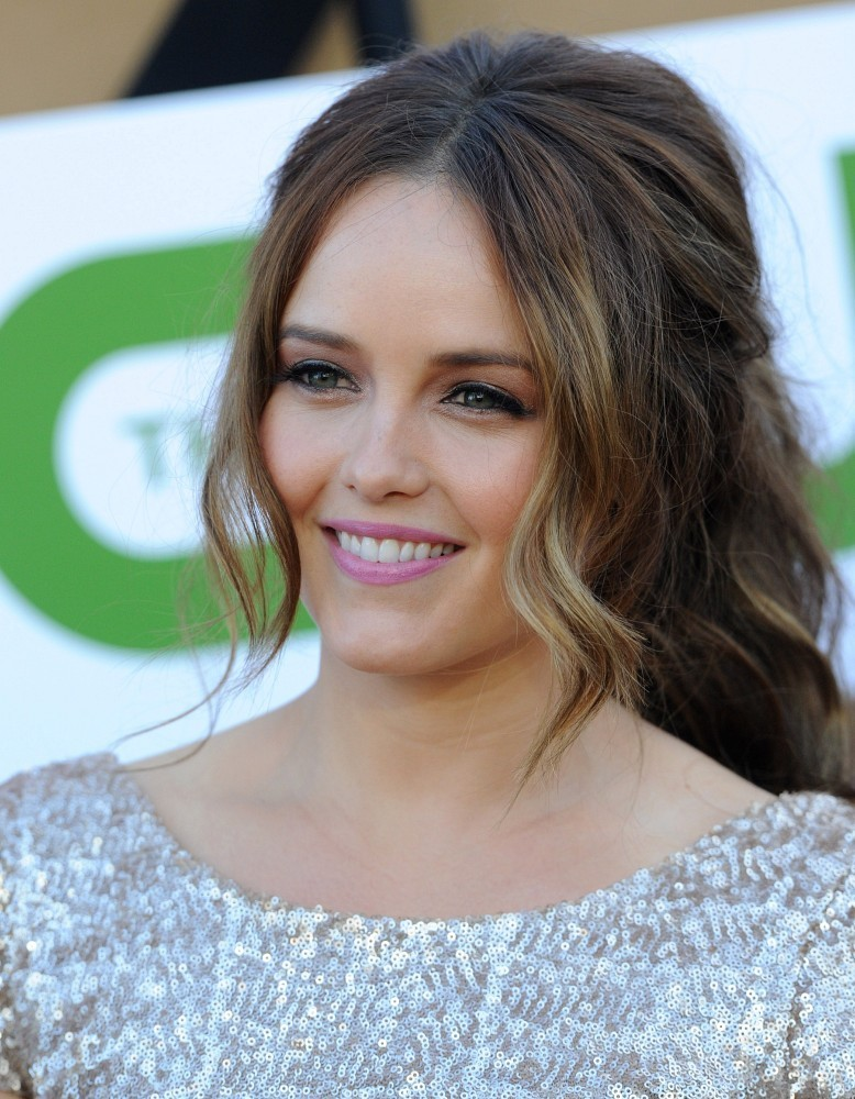 rebecca breeds photos photos cbs the cw amp showtime 2013