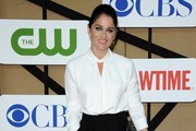 CBS, The CW & Showtime 2013 TCA Party..Beverly Hills, CA..July 29, 2013..Job: 130729A1..(Photo by Axelle Woussen/Bauer-Griffin)..Pictured: Robin Tunney.