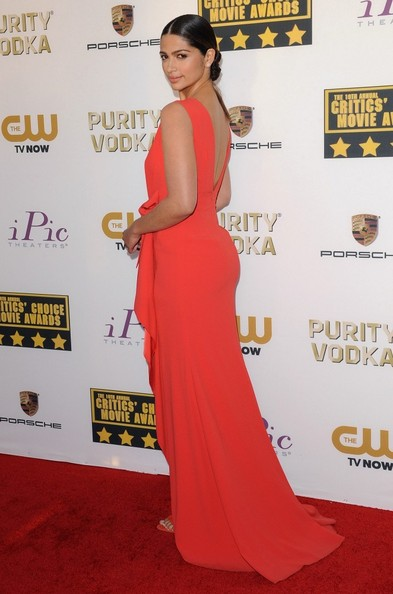Camila Alves - Arrivals at the Critics' Choice Movie Awards