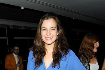Camilla Arfwedson Celebs at the Zinc Opening Party
