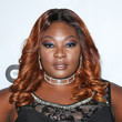 Candice Glover Celebrities Attends the Hollywood Walk of Fame Honors at Taglyan Complex