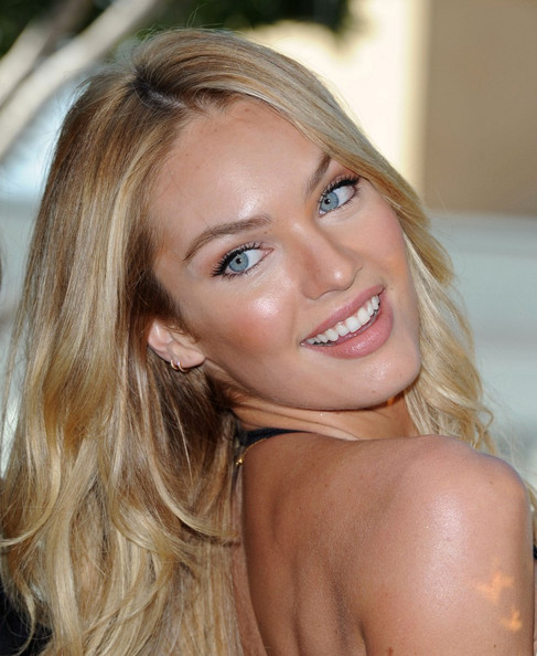Candice Swanepoel Victoria's Secret Angels Launch Swim 2011.The Mondrian Hotel, Los Angeles, CA.March 30, 2011.