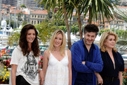 Ludivine Sagnier and Christophe Honore Photos Photo