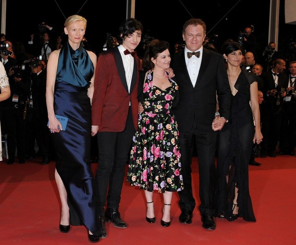 "64th Annual Cannes Film Festival - ""We Need to Talk About Kevin"" Premiere.Palais des Festivals, Cannes, France.May 12, 2011."