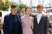"""64th Annual Cannes Film Festival - """"Restless"""" Photocall.Palais des Festivals, Cannes, France.May 13, 2011."""