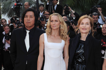 Isabelle Huppert Robin Wright Cannes Film Festival 2009 - 'Inglourious Basterds' Premiere