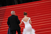 """63rd Annual Cannes Film Festival - """"You Will Meet a Tall Dark Stranger"""" Premiere.Palais des Festivals, Cannes, France.May 15, 2010."""