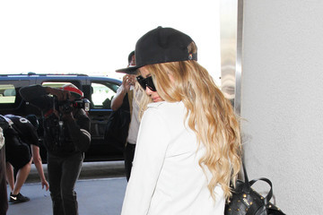 Carmen Electra Carmen Electra Is Seen at LAX