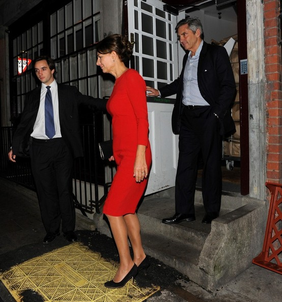 Carole Middleton Photos Photos Royals Attend Pippa