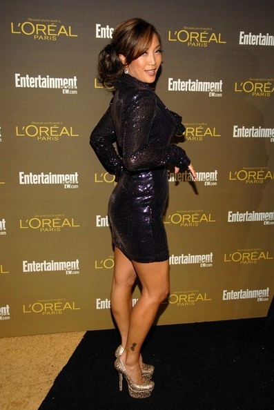 Carrie Ann Inaba - 2012 Entertainment Weekly Pre-Emmy Party