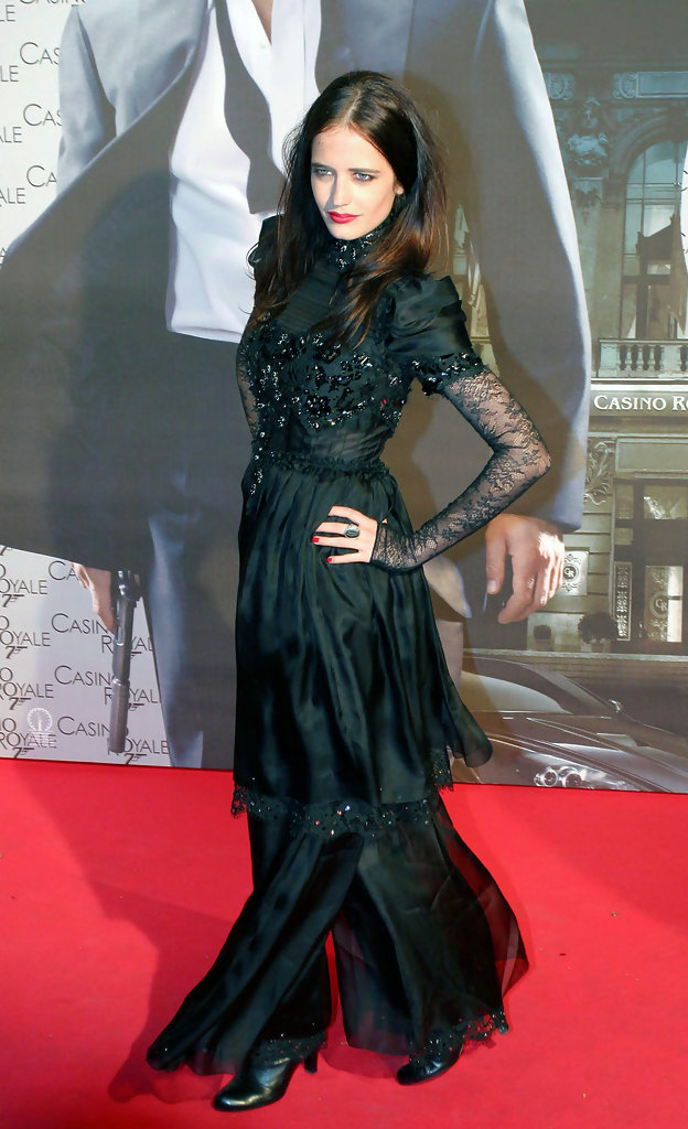 Eva Green Photos Photos Casino Royale In Paris Zimbio