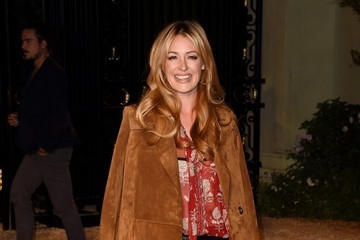 Cat Deeley Burberry 'London In Los Angeles' - Arrivals