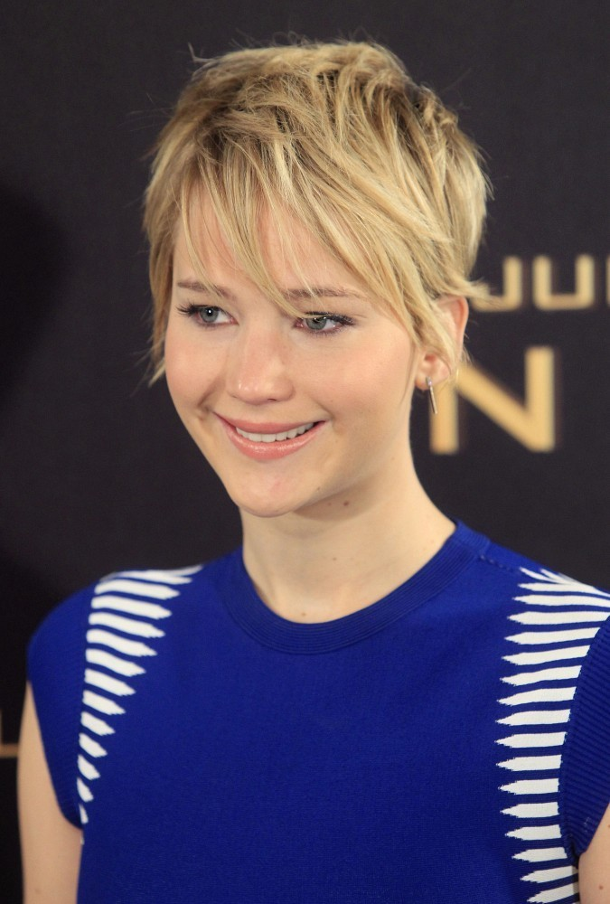 'The Hunger Games: Catching Fire' Madrid Photo Call