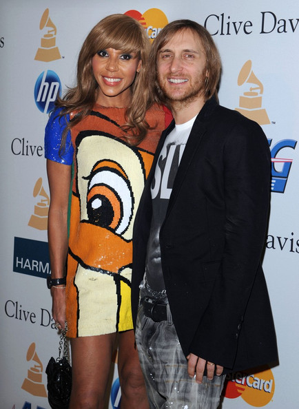 Cathy Guetta Children Cathy Guetta And David Guetta
