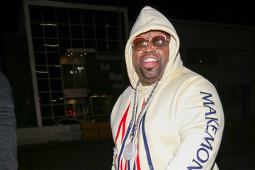 Cee-Lo Green CeeLo Green Outside Argyle Nightclub In Hollywood