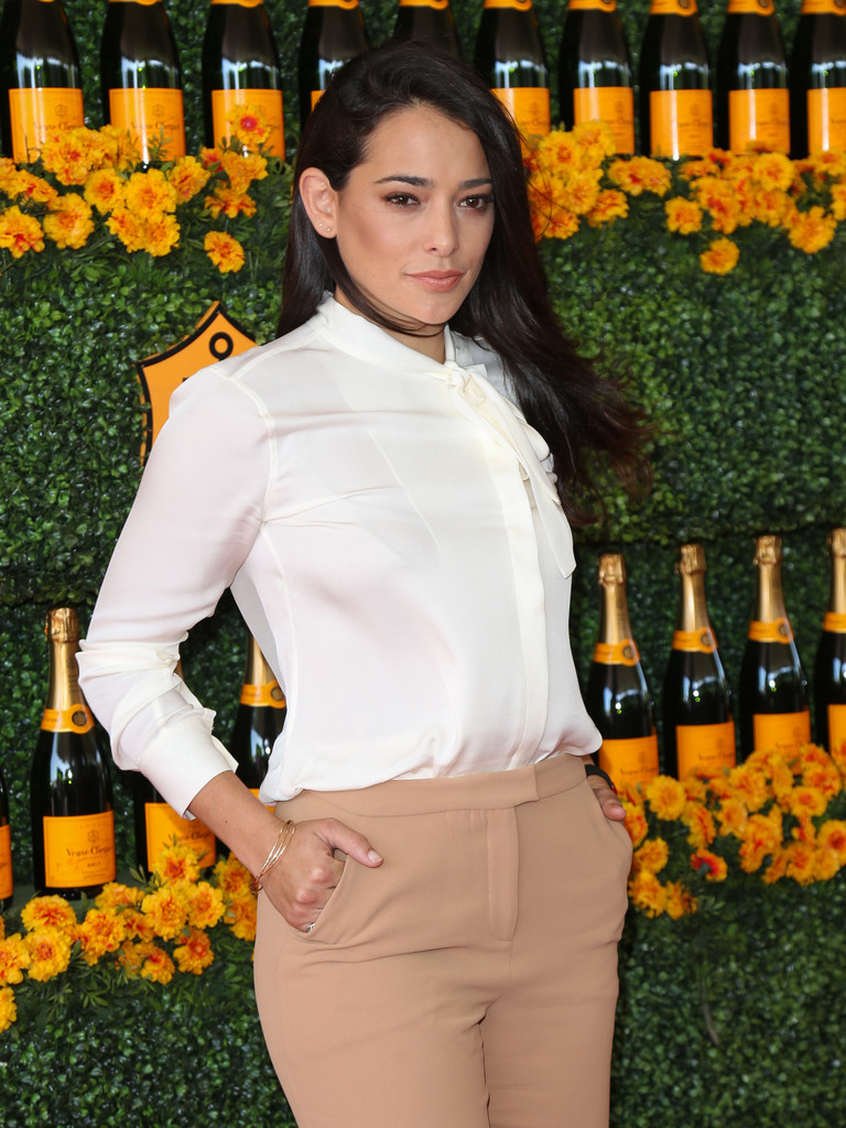 Natalie Martinez Sighted in Beverly Hills on August 16
