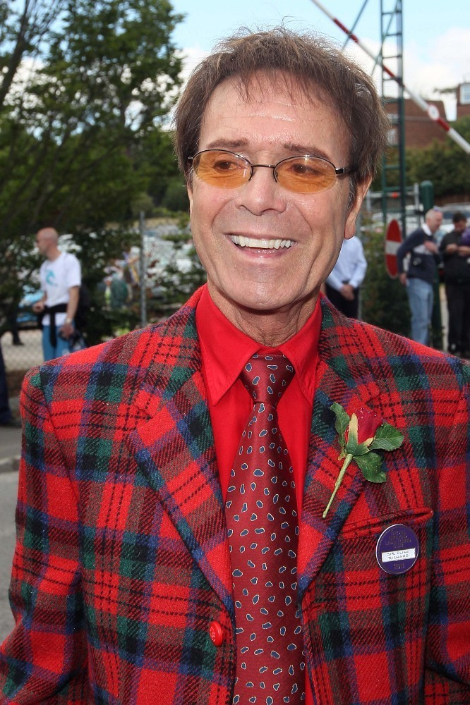 Cliff Richard Cliff Richard Photos Celebrities At The