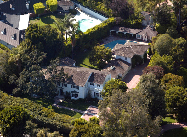 Top Celebrity Homes in Bel Air and Beverly Hills | LA Fly ...