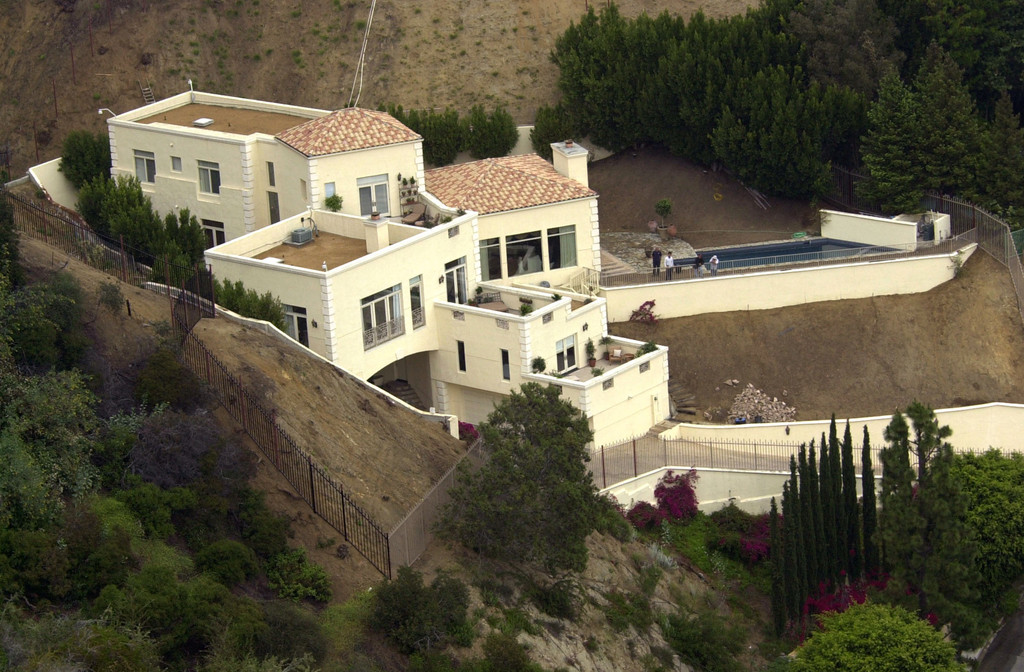 Britney Spears In Celebrity Homes Zimbio