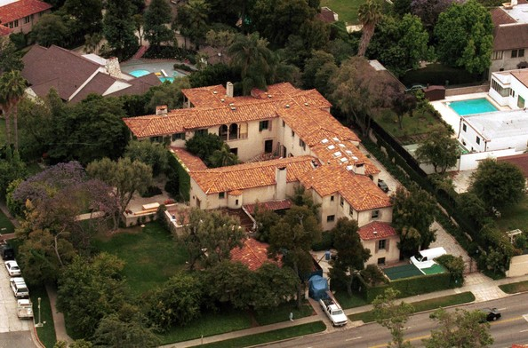 Melanie Griffith house in Los Angeles