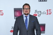 Chaz Bono is seen attending the 15th annual Les Girls Cabaret to benefit the National Breast Cancer Coalition at Avalon Nightclub.