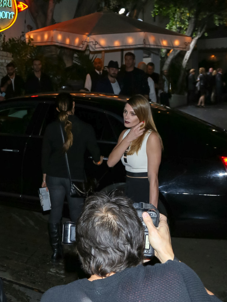 Celebrities Making History At The Chateau Marmont