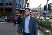 Pablo Schreiber is seen arriving for the Premiere Of Roadside Attractions' 'Love And Friendship' held at Directors Guild Of America.