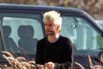 Jared Leto Cell Phones 2003