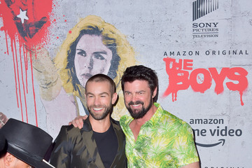 Chace Crawford Comic-Con International - Red Carpet For 'The Boys' - Arrivals