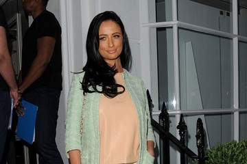 Chantelle Houghton Celebs Attend the Tracie Giles Party
