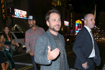 Charlie Day Celebrities Are Seen Outside the 'Masterminds' Premiere at TCL Chinese Theatre