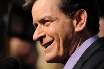 Charlie Sheen 'Scary Movie 5' Premiere