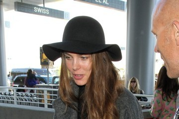 Charlotte Casiraghi Charlotte Casiraghi seen at LAX